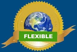 badge FLEXIBLE 80