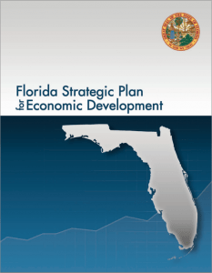 FL Strategic Plan for Economic Development