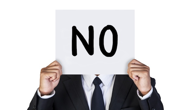 Jack Canfield – Just Say No