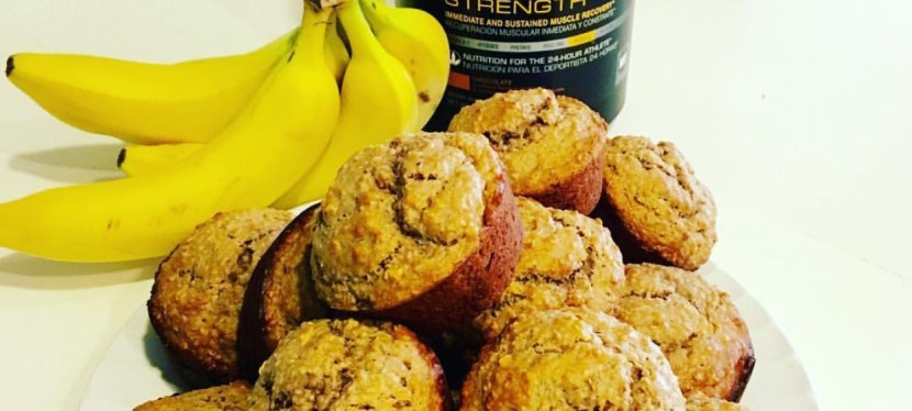 Herbalife Banana Muffins Recipe