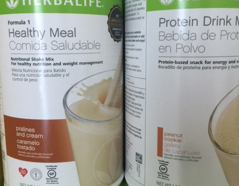 Herbalife Healthy Meal Shake Recipe – Pralines N' Cream + Peanut Cookie