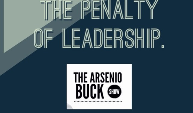 The Penalty of Leadership