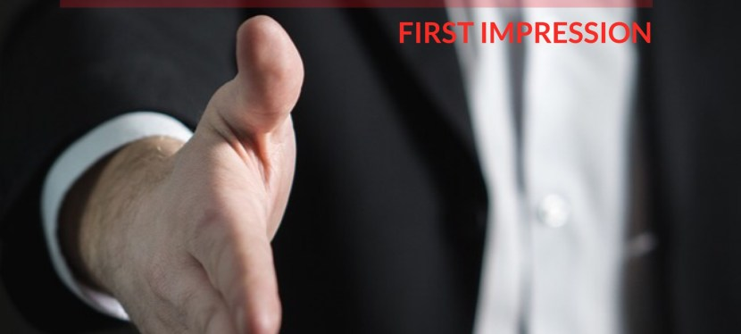 A Simple Way To Make A First Good Impression