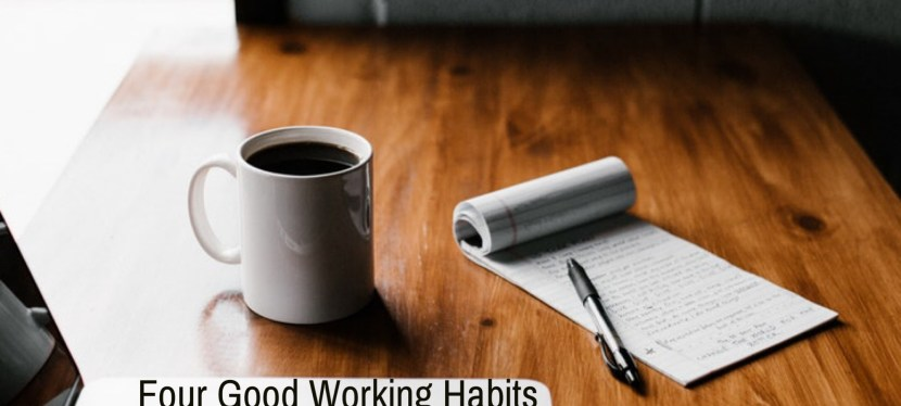 Four Good Working Habits That Will Help Prevent Fatigue