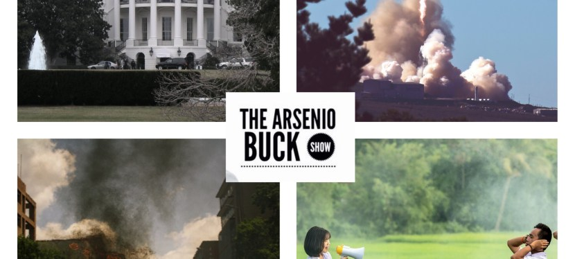 Ignore The Noise – The Arsenio Buck Show's Motivational Tuesday