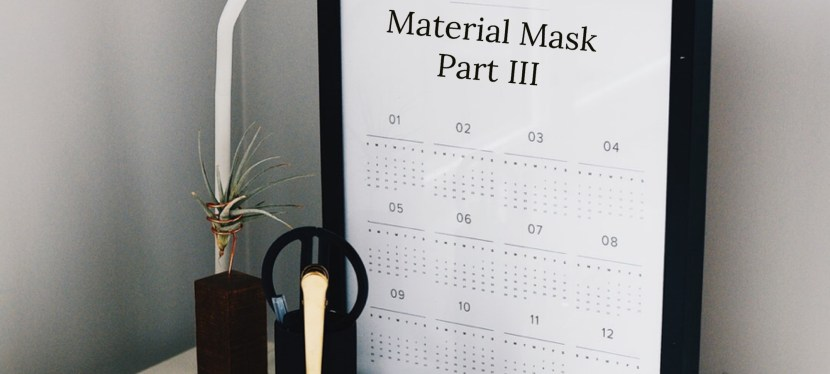 Lewis Howes: Material Mask – Part III