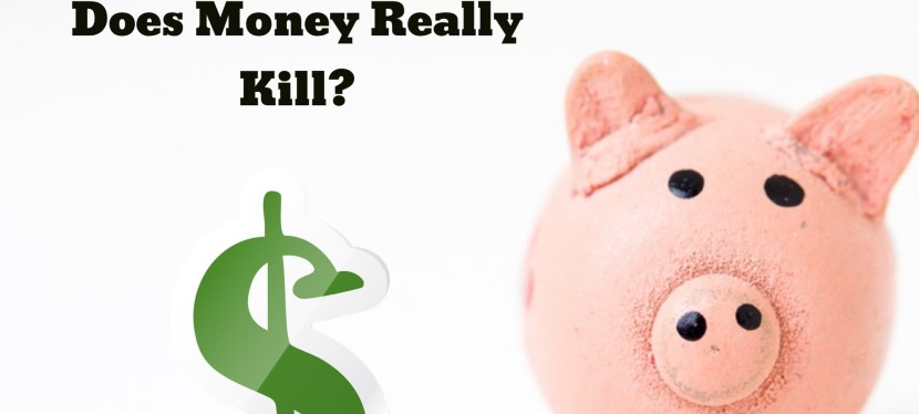 Lewis Howes: Material Mask – Part II: Does Money Kill?