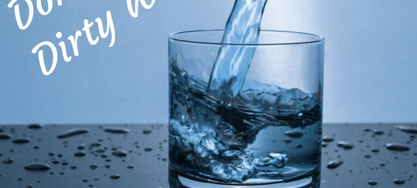Darren Hardy: Don't Drink Dirty Water