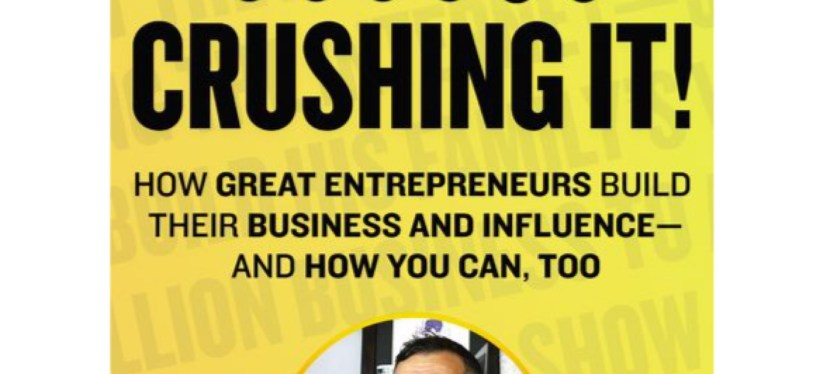 New Book Series! Gary Vee's 'Crushing It' + Chapter 1: The Path Is Yours