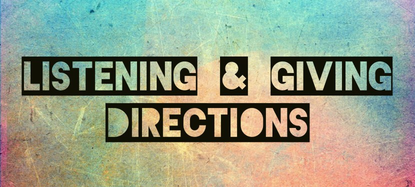 Arsenio's ESL Podcast: Episode 29 – Listening For And Following Directions
