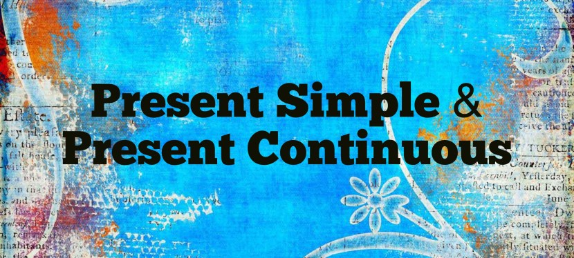 Arsenio's ESL Task: Episode 1 – Present Simple & Continuous