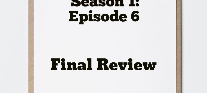 Season 1: Episode 6 – Book Review – Alpha & Know-It-All Masks