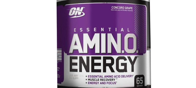 Pre-Workout: Amino Energy Review