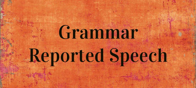 Arsenio's ESL Podcast: Season 2 – Episode 48 – Grammar – Reported Speech