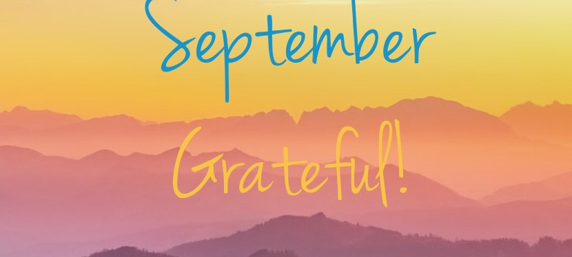 Wheel of Life: September 2018 Edition – Grateful!