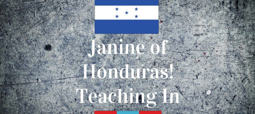 Arsenio's ESL Podcast: International Guest Speaker – Janine of Honduras & In Mongolia!