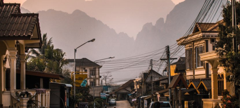 Last Trip of The Year: Vientiane, Laos — AGAIN! End of The Month!