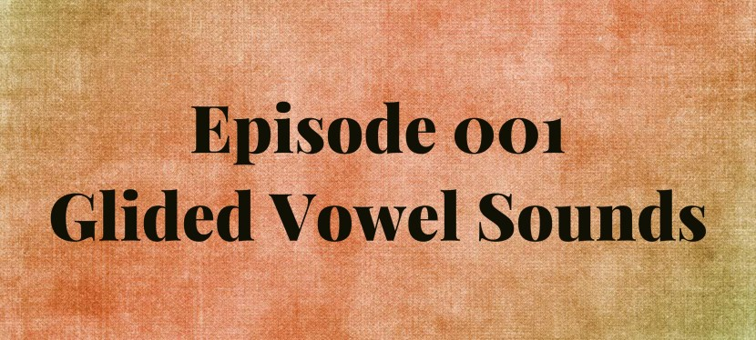 Arsenio's ESL FB Live Lesson 001: Pronunciation – Glided Vowel Sounds