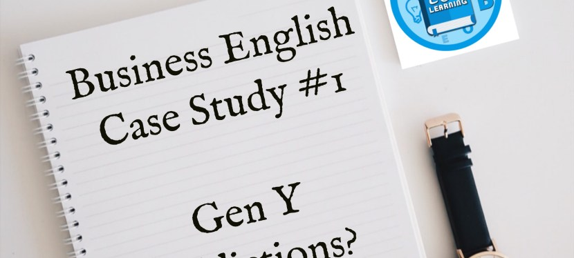 Business English: Case Study – Gen Y Smartphone Addicts
