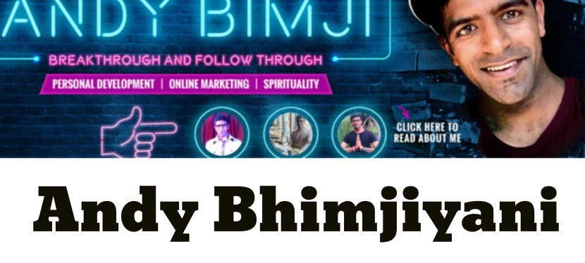 Interviewee #029: Anand Bhimjiyani – Affiliate Marketing