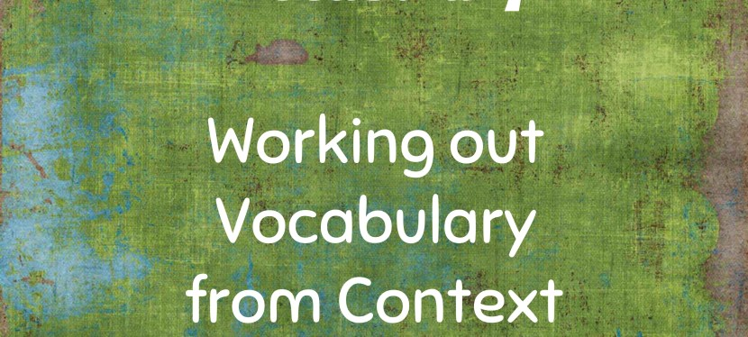 Arsenio's ESL Podcast: Season 3 – Episode 59 – Vocabulary Skill – Working out Meaning from Context