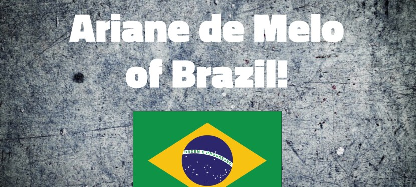 Arsenio's ESL Podcast: International Guest Speaker – Actress/Tedx Speaker Ariane del Melo of Brazil