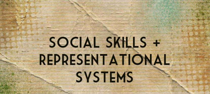 Arsenio's ESL Podcast: Season 4 – Episode 7 – Life Skills – Social Skills – Representational Systems