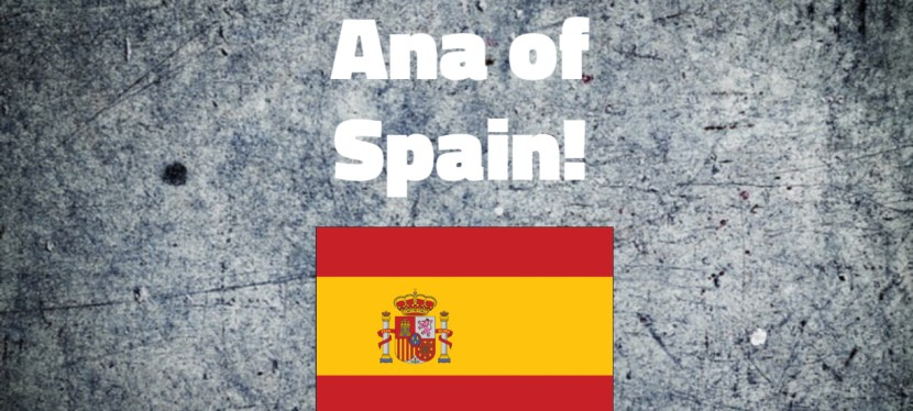 Arsenio's ESL Podcast: International Guest Speaker (Season 4) – Ana of Spain on Accelerating Your Learning