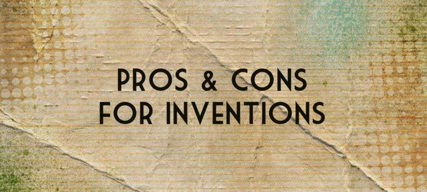 Arsenio's ESL Podcast: Season 4 – Episode 37 – Speaking Task: Pros & Cons for Inventions