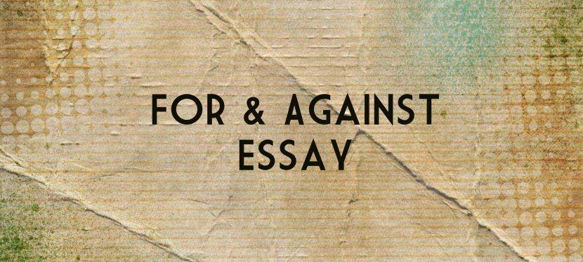 Arsenio's ESL Podcast: Season 4 – Episode 58 – Developing Writing + Vocabulary – A For & Against Essay