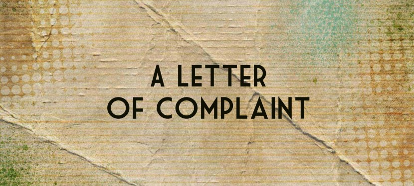 Arsenio's ESL Podcast: Season 4 – Episode 79 – Developing Writing – A Letter of Complaint