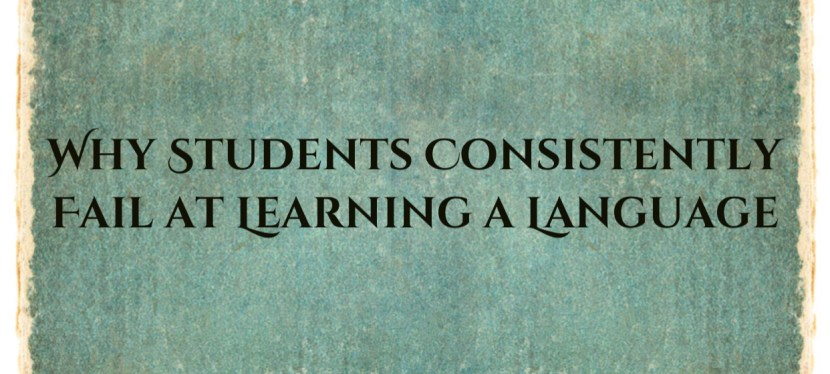 Arsenio's ESL Podcast: Questions & Answers – Why Students Fail at Learning a Language