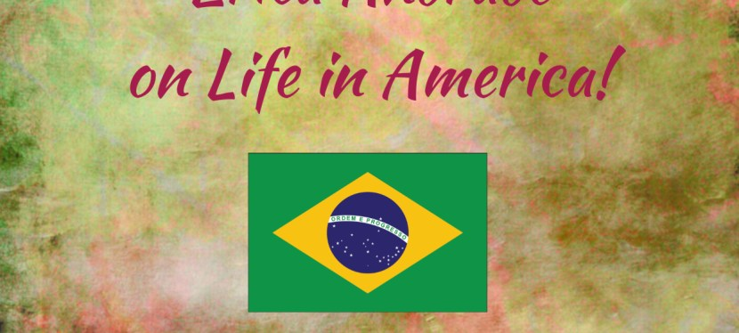 International Guest Speaker: Erica Andrade on Life in The US of A!