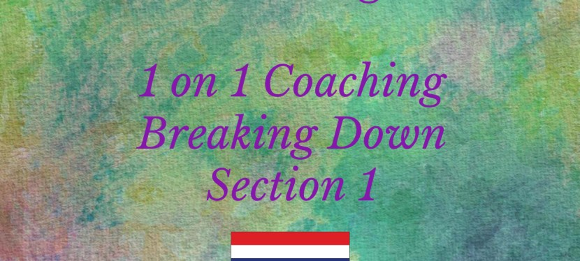 IELTS Listening Skills | 1 on 1 Coaching | Section 1 | Breaking Down & Previewing