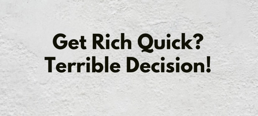 Rich Dad Poor Dad | S5 – E13 | Understanding | Get Rich Quick? TERRIBLE Decision
