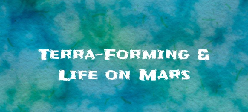 ARSENIO'S ESL PODCAST | SEASON 5 EPISODE 126 | Discussion point | Terra-forming & Life On mars