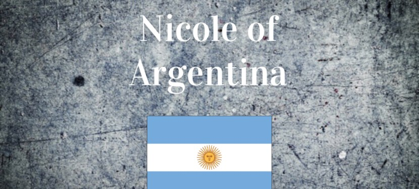 International Guest Speaker | Nicole of Argentina | Being Multilingual & Developing Passion for English