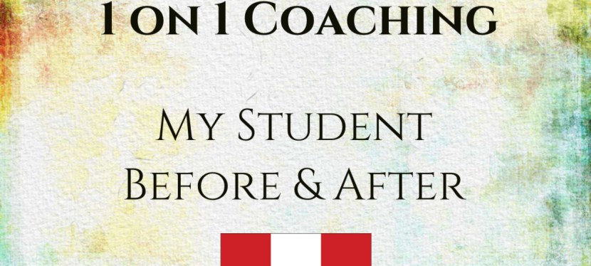 TOEFL iBT | Part 2 Questions | Speaking | 1 on 1 Coaching | My Student's Before & After Coaching
