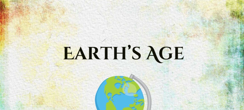 TOEFL iBT | Reading | Earth's Age
