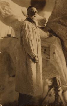 Image of artist George Fredrick Watts, 1817-1904