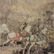 Sam Kahnke, Age 18, Watercolor