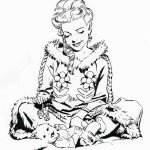 Madeline Sorenson, Pen & Ink