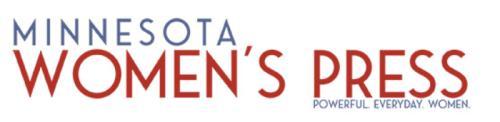 Minnesota Women's Press Logo