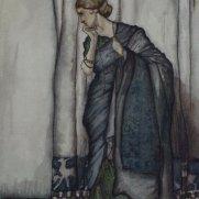 Michelle Martin, Age 13, Watercolor