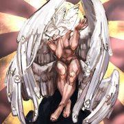 Mick Kaufer, Instructor, Angel, Digital Painting