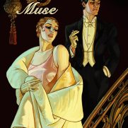 Mick Kaufer, Instructor, Murder of a Muse, Digital Painting Inspired by J. C. Leyendecker