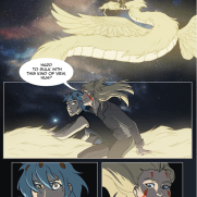 Lilliah Campagna, Instructor, Color Comic Page, Digital Painting