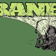 Bill Hauser, Instructor, BANE T-shirt Design, Ink and Photoshop