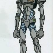 Matt Wendt, Guest Instructor, Robot 2, Digital Character Study