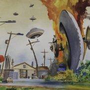 Mason Smith, Age 15, Watercolor